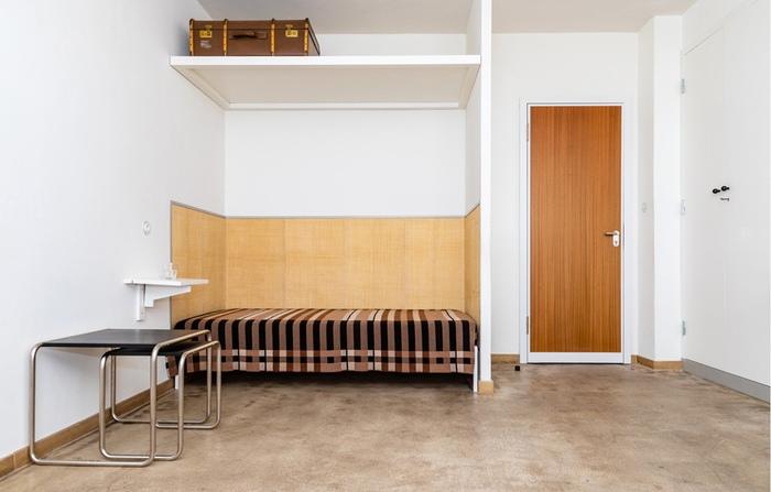 Zimmer Prellerhaus Bauhaus Dessau