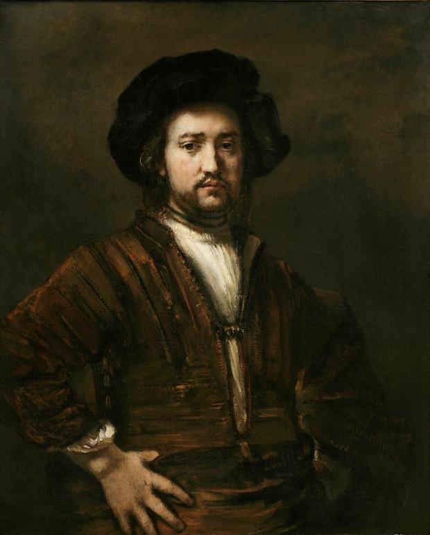 Rembrandt Porträt