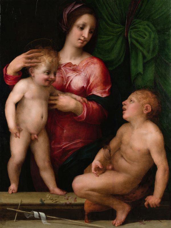 Rosso Fiorentino Madonna mit Kind