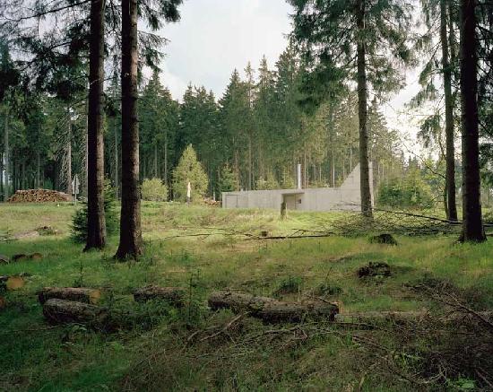 Schutzhütte AFF Architekten