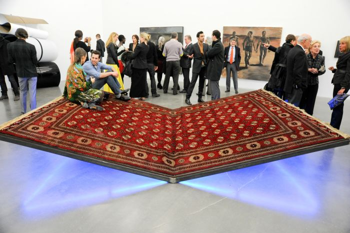 Künstlerkollektiv Slavs and Tatars