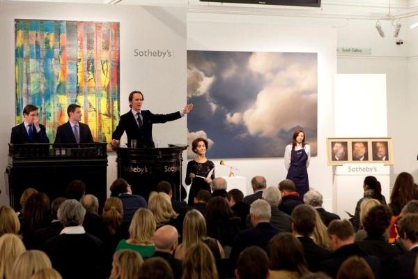 Tobias Meyer bei Sotheby's