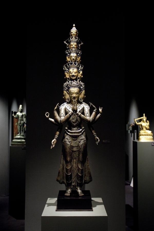 tibetanische Skulptur Statue