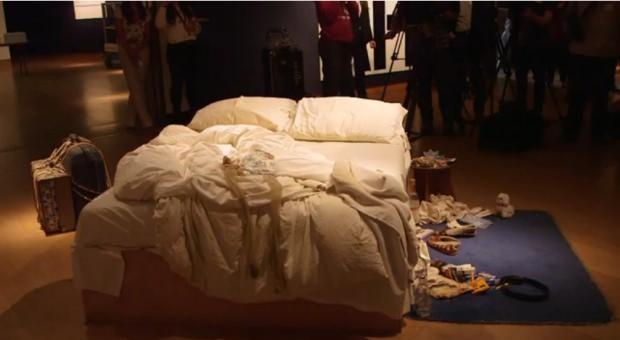 Tracy Emin My Bed