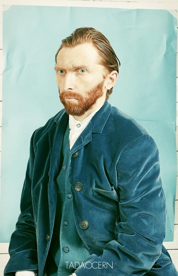 Selbstporträt von van Gogh