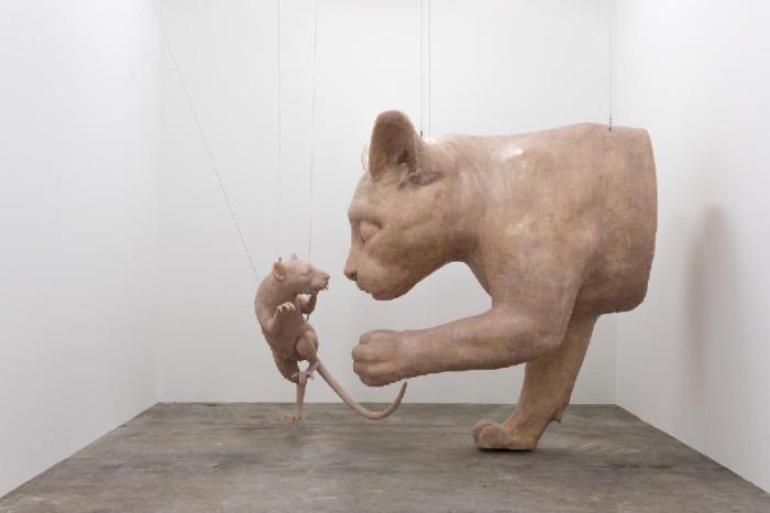Wang Du Art Cologne 2017