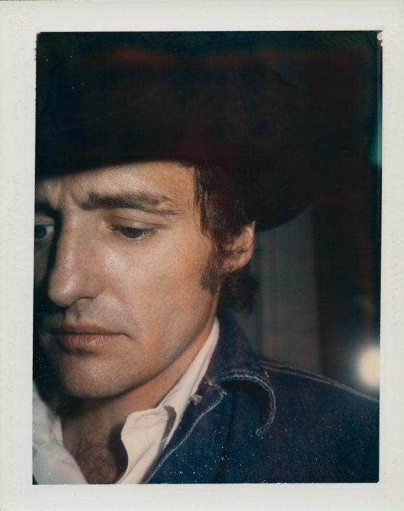 Andy Warhol Polaroids Dennis Hopper