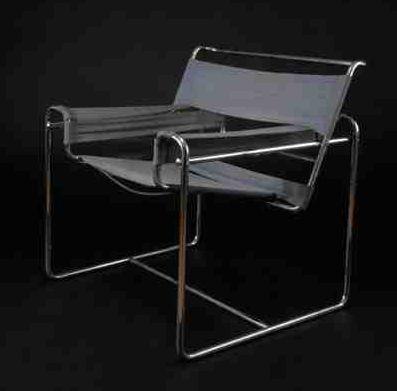 Mies Der Rohe Stühle bauhaus auktion 90 jahre bauhaus