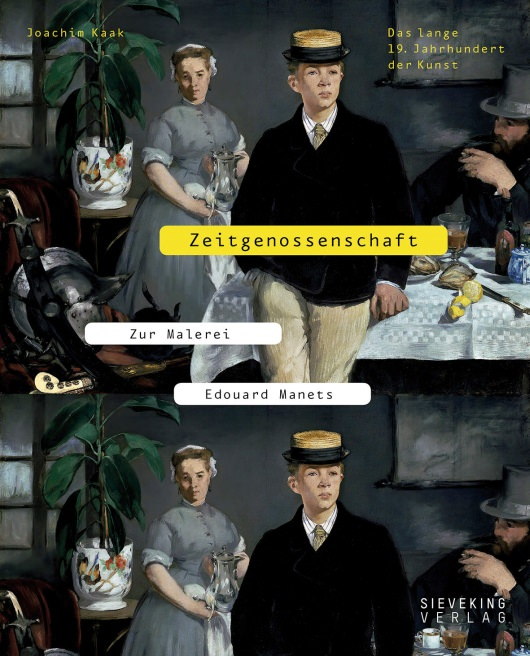 Zeitgenossenschaft - Zur Malerei Edouard Manets