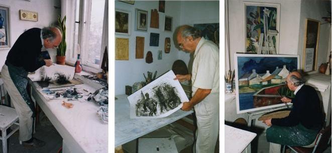 Institution Atelier Lehnert * Dr. Dieter Geißler