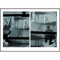 Heike Baltruweit - Diptichon: Silhouettes 2- 3