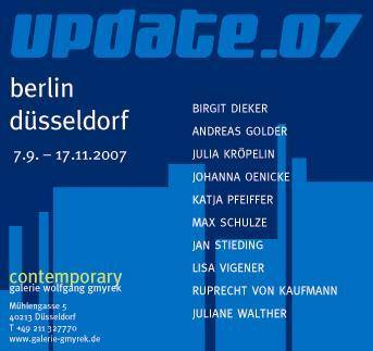 update 07. Berlin - Düsseldorf
