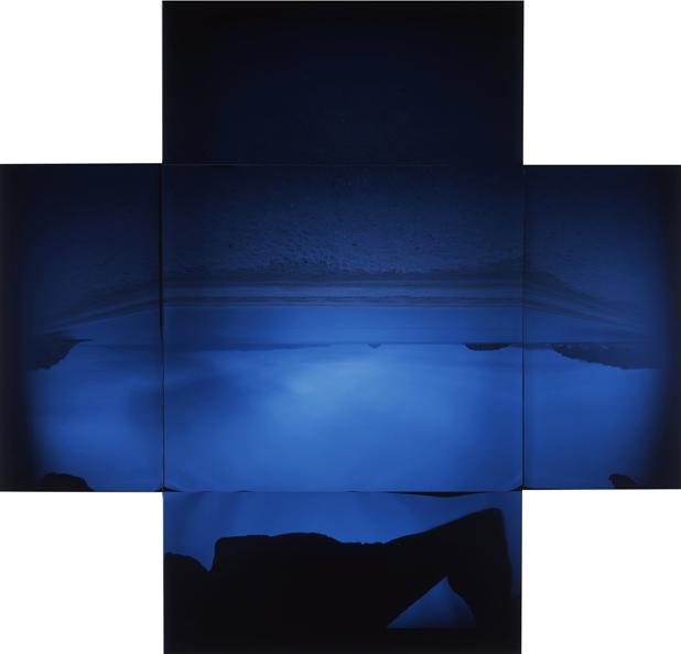 """RYUJI MIYAMOTO """"Pinhole"""" / J. MAYER H. """"positive.negative"""" Ausstellung Berlin"""