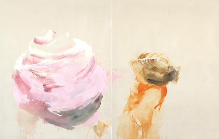 Claim  //  Solo Exhibition Andrea Neumann Ausstellung Kevelaer