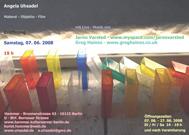 Angela Uhsadel - Malerei,Objekte, Film