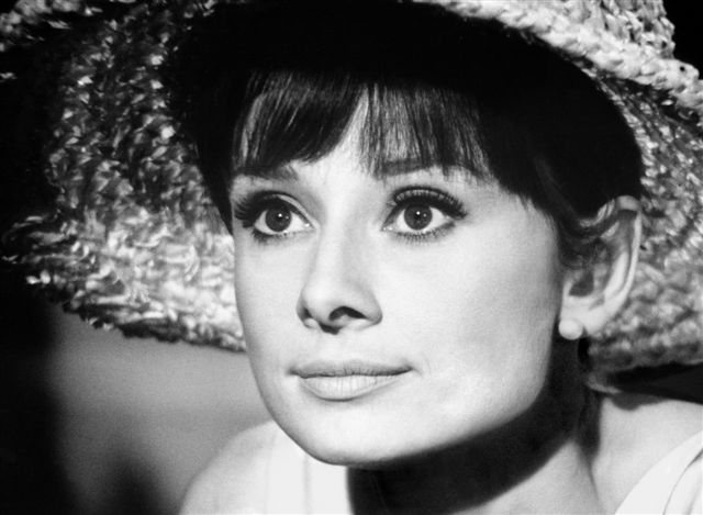 attraction - Audrey Hepburn