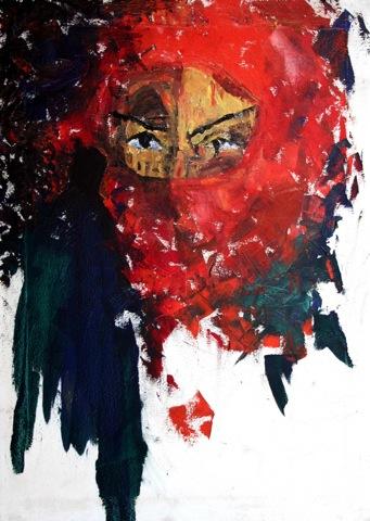 Make Art not War Zeitgenössische Kunst von Malerinnen aus Afghanistan