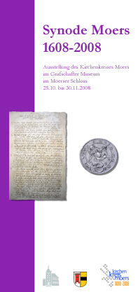 Synode Moers 1608-2008