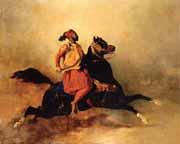 Pferde. Kunst von Dürer bis Dalí