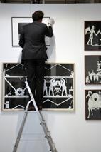 ART.FAIR 21 - Messe für aktuelle Kunst Kunstmesse Koeln