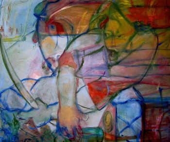 Angelina A. Gradisnik - Schaffenskraft Migration Ausstellung Berlin