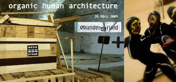 organic human architecture