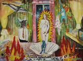 """Humans & Gods"" -  Gruppenausstellung c/o Infantellina Contemporary"