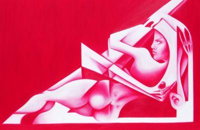 Jesse de la Cour - Art of infinity