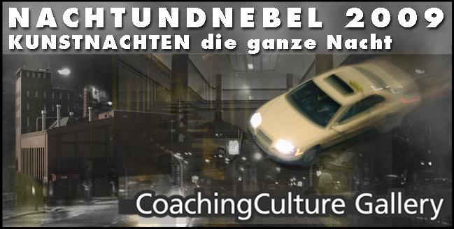 KUNSTNACHTEN die ganze Nacht /NACHTUNDNEBEL 2009