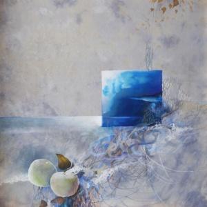 Vielseidigkeit:  Seidenmalerei und Batik in der Galerie Vinogradov.