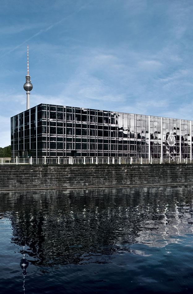 Echo Ausstellung Berlin