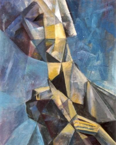 Ausstellung von Viktor Kaplan in der Galerie Vinogradov,  14. - 29. Januar 2010