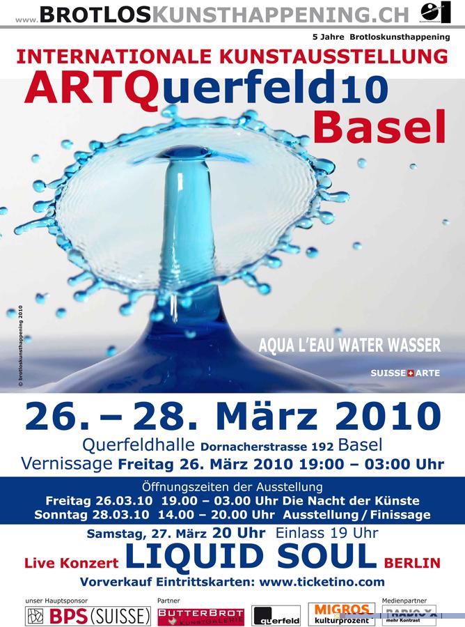 ARTQuerfeld10 präsentiert von brotloskunsthappening.ch
