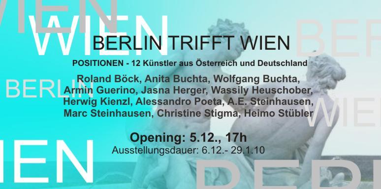 BERLIN TRIFFT WIEN
