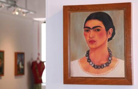 """Frida Kahlo  """"Leid und Leidenschaft"""""""