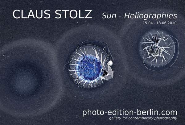 Claus Stolz: Sonnen - Heliographien