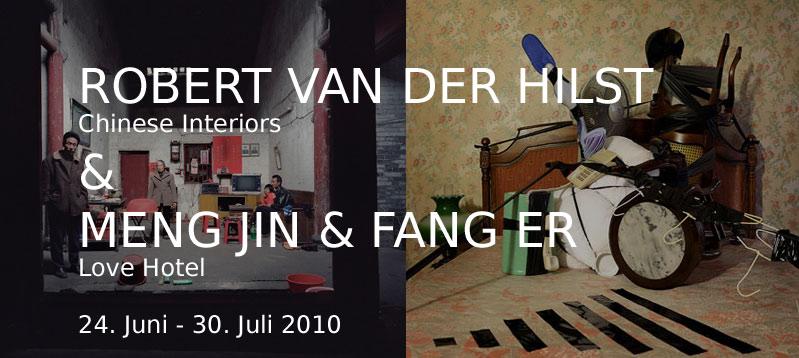 """""""Chinese Interiors"""" und """"Love Hotel"""""""