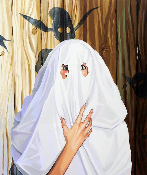 Black Ghosts - Christopher Winter