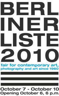 Berliner Liste Art Fair 2010