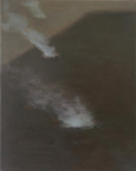 Silke Silkeborg, LOOK FOR THE DARK STAR, Nachtmalerei