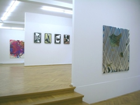 Abstraction and Structure Ausstellung Frankfurt-M