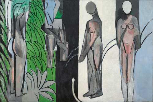 MoMA - Matisse Ausstellung in New York