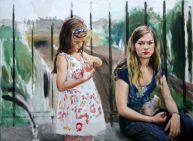 CHRISTIAN  GROSSKOPF: Impressionen und Momente