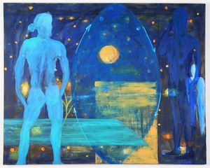 """I am who I am"" bei Infantellina Contemporary Berlin"