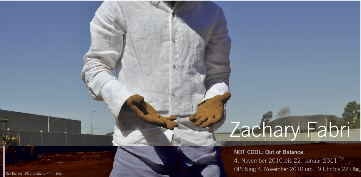 NOT COOL:Out of Balance