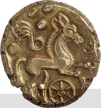 Keltengeld. Münzen der Kelten vom Atlantik bis zum Schwarzen Meer