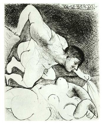 Zeichnungen und graphische Werke von Pablo Picasso Ausstellung Berlin