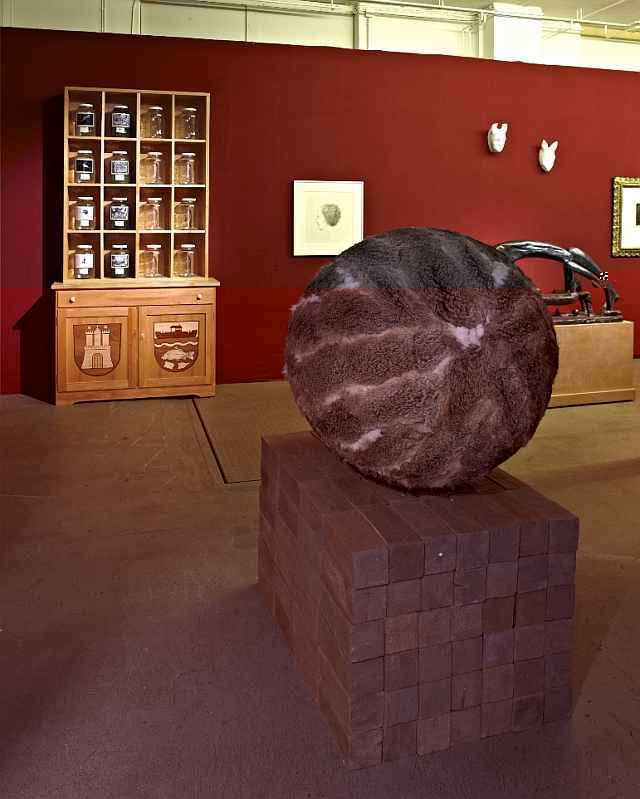 Das Ohr von Giacometti (Post-) Surreale Kunst von Meret Oppenheim bis Mariella Mosler