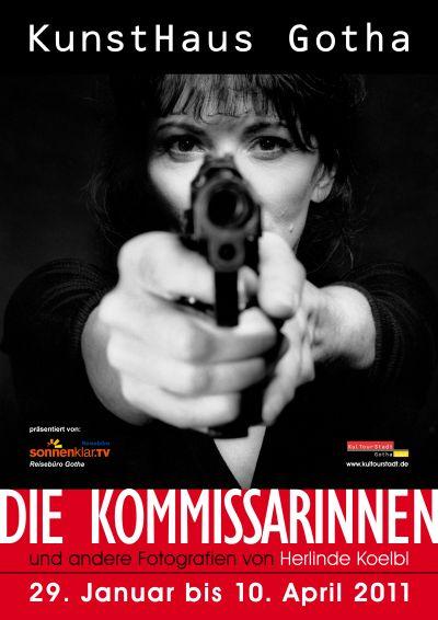 Die Kommissarinnen und andere Fotografien von Herlinde Koelbl Ausstellung Gotha