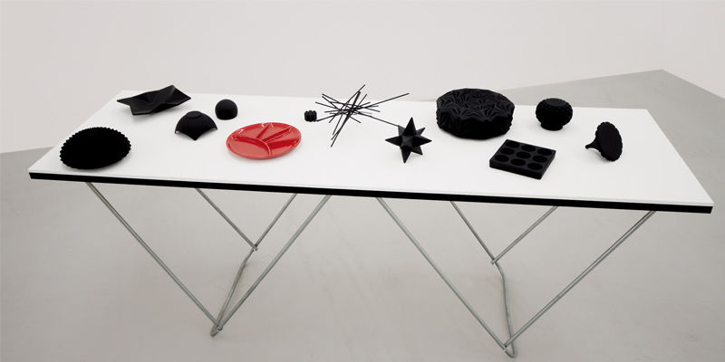 > DINGKUNDE < Ausstellung von Marcel Frey im Haus der Kunststiftung